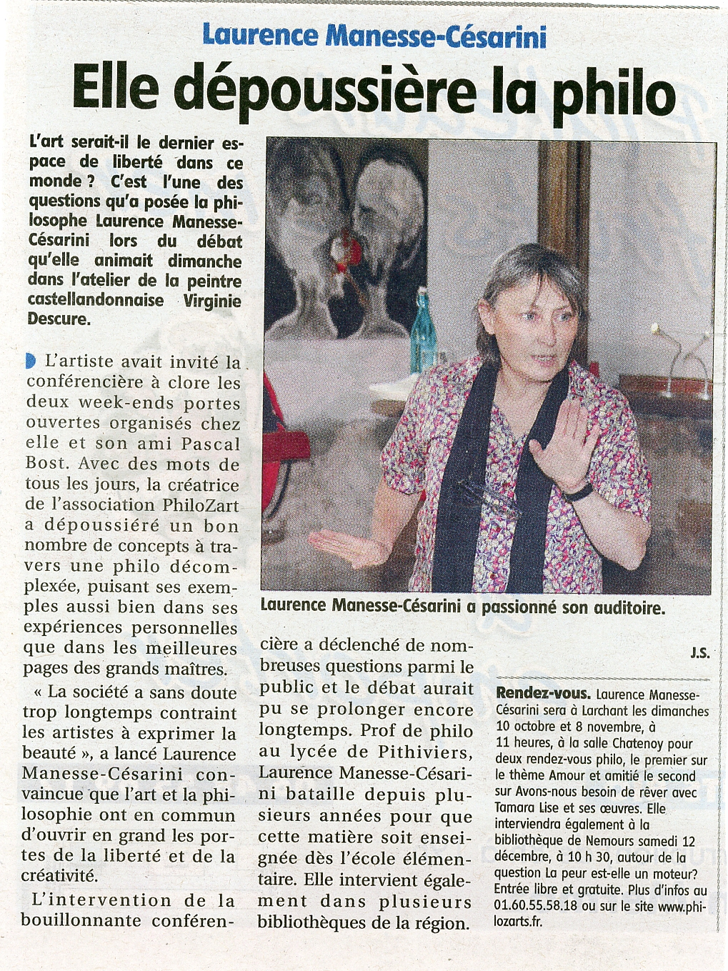 article Eclaireur 7-10-15 (1)